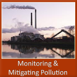 Monitoring & Mitigating Pollution