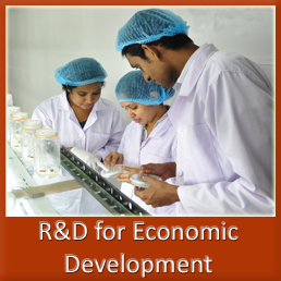 R&D For Economic Development